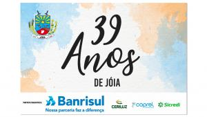 JOIA - 39 ANOS