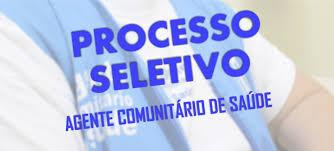 Administração retoma Processo Seletivo para Agente Comunitário de Saúde