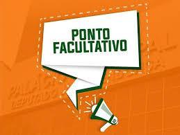 PONTO FACULTATIVO - CARNAVAL 2021