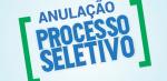 ANULADO O PROCESSO SELETIVO SIMPLIFICADO PARA ENFERMEIRO